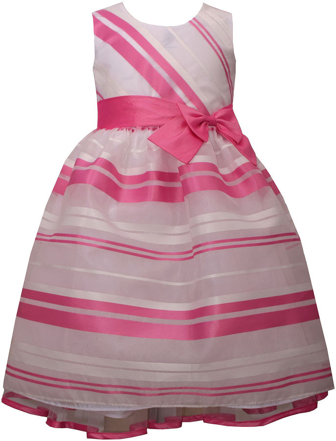 Bonnie Jean Bonnie Jean Sleeveless Party Dress - Toddler Girls