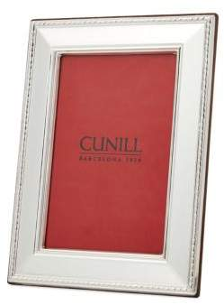 Cunill Lexington Sterling Silver Photo Frame