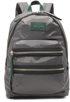 Marc Jacobs Nylon Biker Backpack $195 thestylecure.com