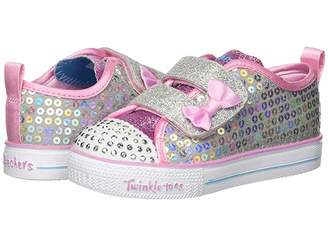Skechers Twinkle Toes - Shuffle Lite Mini Mermaid 20063N (Toddler/Little Kid)