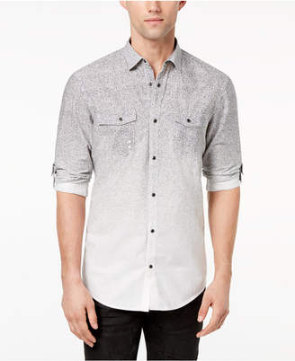 INC International Concepts I.N.C. Men's Cotton Shirt, Created for Macy's