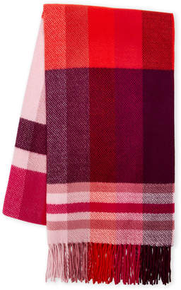 Fraas Standard Plaid Scarf