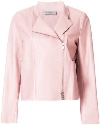 Sportmax asymmetric front jacket