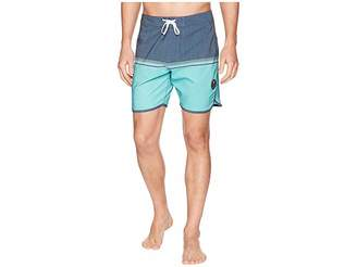 VISSLA Dredges Short Four-Way Stretch Boardshorts Men's Swimwear