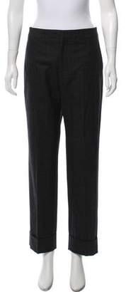 Maison Margiela Wool High-Rise Pants w/ Tags