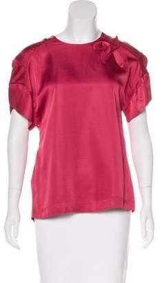 Marni Lightweight Short Sleeve Top
