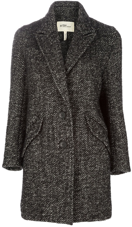 Isabel Marant Étoile Tweed coat