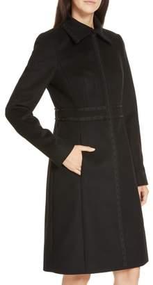 BOSS Wool & Cashmere Coat