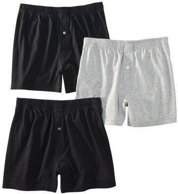 Merona Men's 3Pack Boxers - Assorted Colors