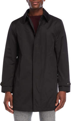 Lauren Ralph Lauren Black Stanza Raincoat