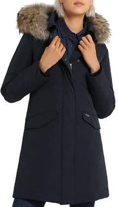 Woolrich Modern Vail Fur Trim Coat - 100% Exclusive