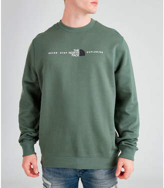 The North Face Inc Men's Never Stop Exploring Crewneck Sweatshirt