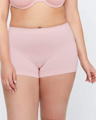 03fef8a33be Seamless Boxer Panty - Deesse Collection