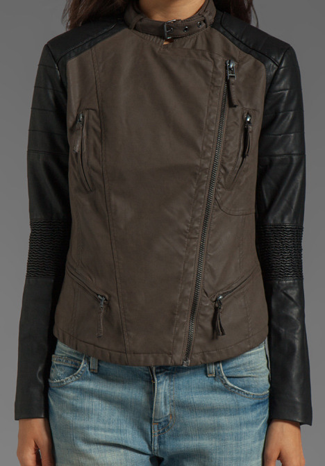 Blank NYC BLANKNYC Leather Jacket