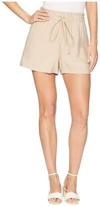 BCBGeneration Paper Bag Shorts Women's Shorts