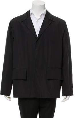 Bottega Veneta Lightweight Notch-Lapel Jacket w/ Tags