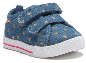 Carter's Nikki Denim Sneaker (Toddler & Little Kid)