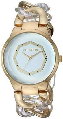 Steve Madden Fashion Watch (Model: SMW229G)