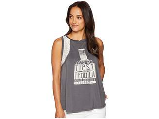 Rock and Roll Cowgirl Tank Top 49-6709 Women's Sleeveless
