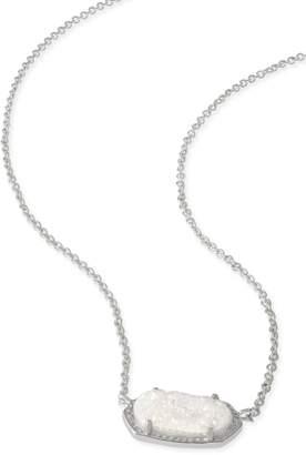 Kendra Scott Elisa Pendant Necklace in Silver
