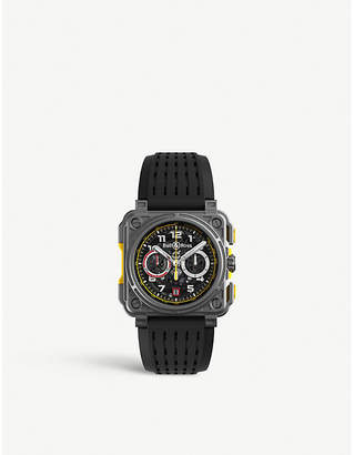 Bell & Ross BRX1-RS18 Experimental BR-X1 titanium and rubber chronograph watch