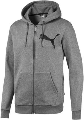 Big Logo Men's Full Zip Hoodie