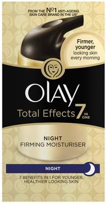 Olay Total Effects Firming Night Moisturiser 50ml