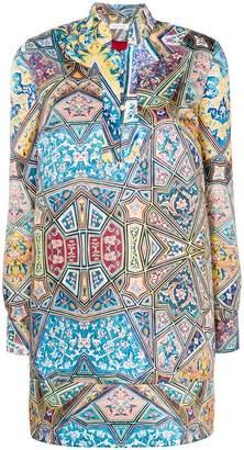 DAY Birger et Mikkelsen Miahatami mosaic print shift dress