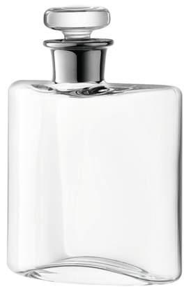 LSA International Platinum Neck Decanter Flask