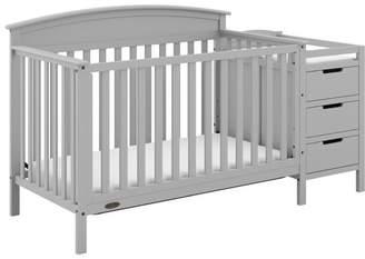 Graco Benton 5-in-1 Convertible Crib and Changer Combo