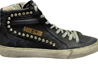 Golden Goose Slide Hi-top Sneakers