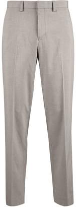 Burton Mens Tailored Fit Stretch Trousers