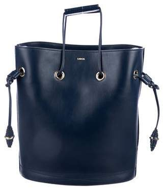 4f9e79377309 Lancel Large Le Huit de Bucket Bag
