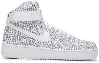 Nike Force 1 High LX sneakers