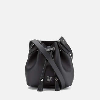 Grafea Women's Mini Bucket Bag - Black