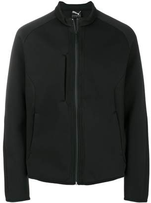 Puma classic zipped jacket