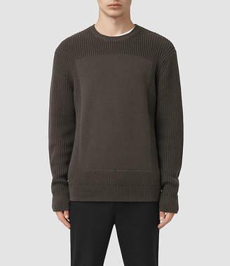 AllSaints Marsk Crew Sweater