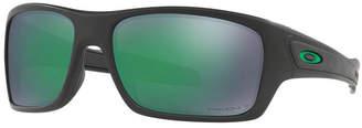 Oakley Polarized Turbine Prizm Sunglasses, 0OO9263-45