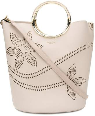 Tosca perforated bucket tote