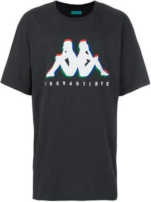 Paura Danilo x Kappa logo print T-shirt