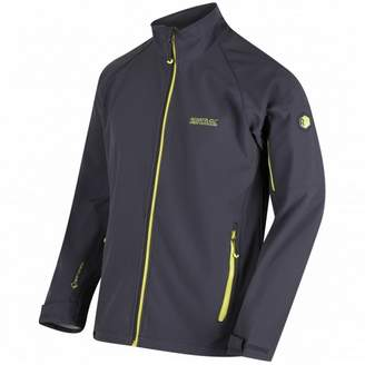 Regatta Mens Nielson IV Lightweight Softshell Jacket (5XL)