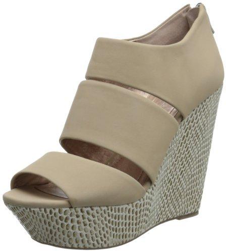 BCBGirls Women's Jiorno Wedge Sandal