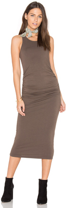 Michael Stars Racerback Dress $88 thestylecure.com