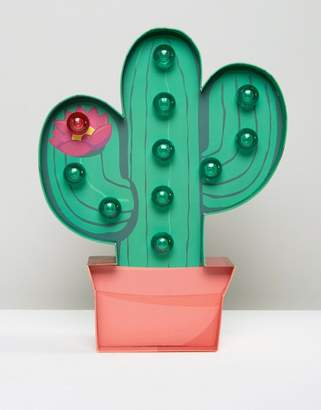 Sunnylife Cactus Light $26 thestylecure.com