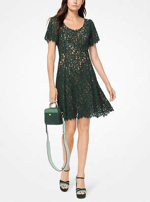Michael Kors Corded Lace Dress