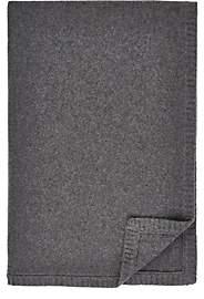 Barneys New York Cashmere Throw-Gray