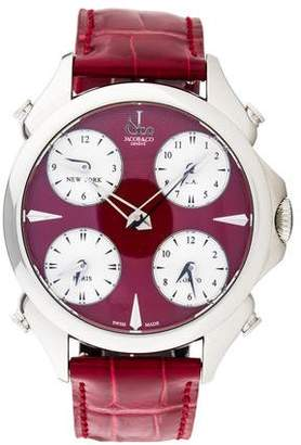 Jacob & co Palatial Five Time Zone Watch