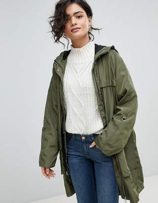 Vero Moda Hooded Rain Jacket