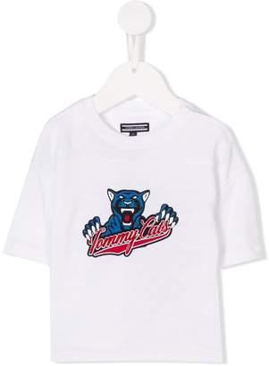Tommy Hilfiger Junior Tommy Cats logo T-shirt