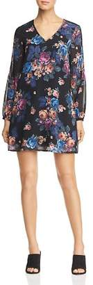 Vero Moda Gina Floral Shift Dress
